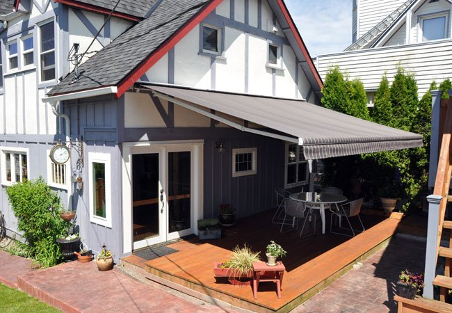 Awnings | Seattle ClearView